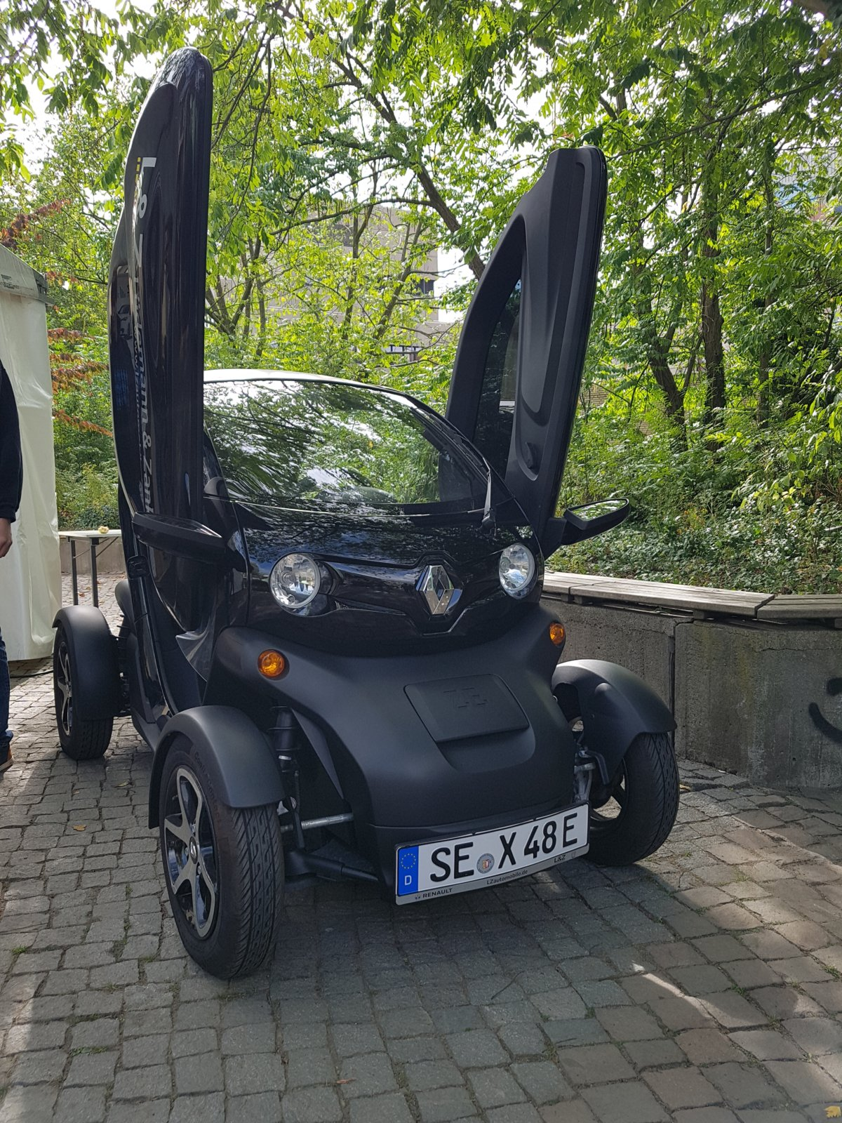 Green World Tour 2018 Interview Zum Renault Twizy Elektroauto Forum