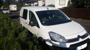 Citroen Berlingo Full Electric EZ: 2015, 21500km, Batterie-Garantie bis 2025