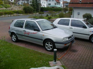 "VW Golf 3 ""Citystromer"""