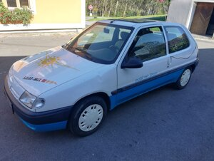 Citroen Saxo electric